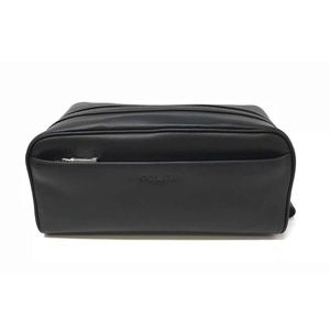 a2ea457b1123 ... black 58542 c6068 e5835 discount code for coach bags coach mens travel  kit toiletry bag smooth calf size 40 6cf65 ...